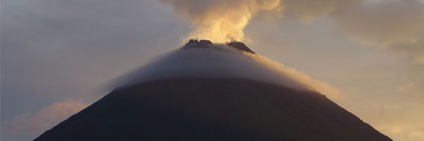 Volcán Arenal Costa Rica